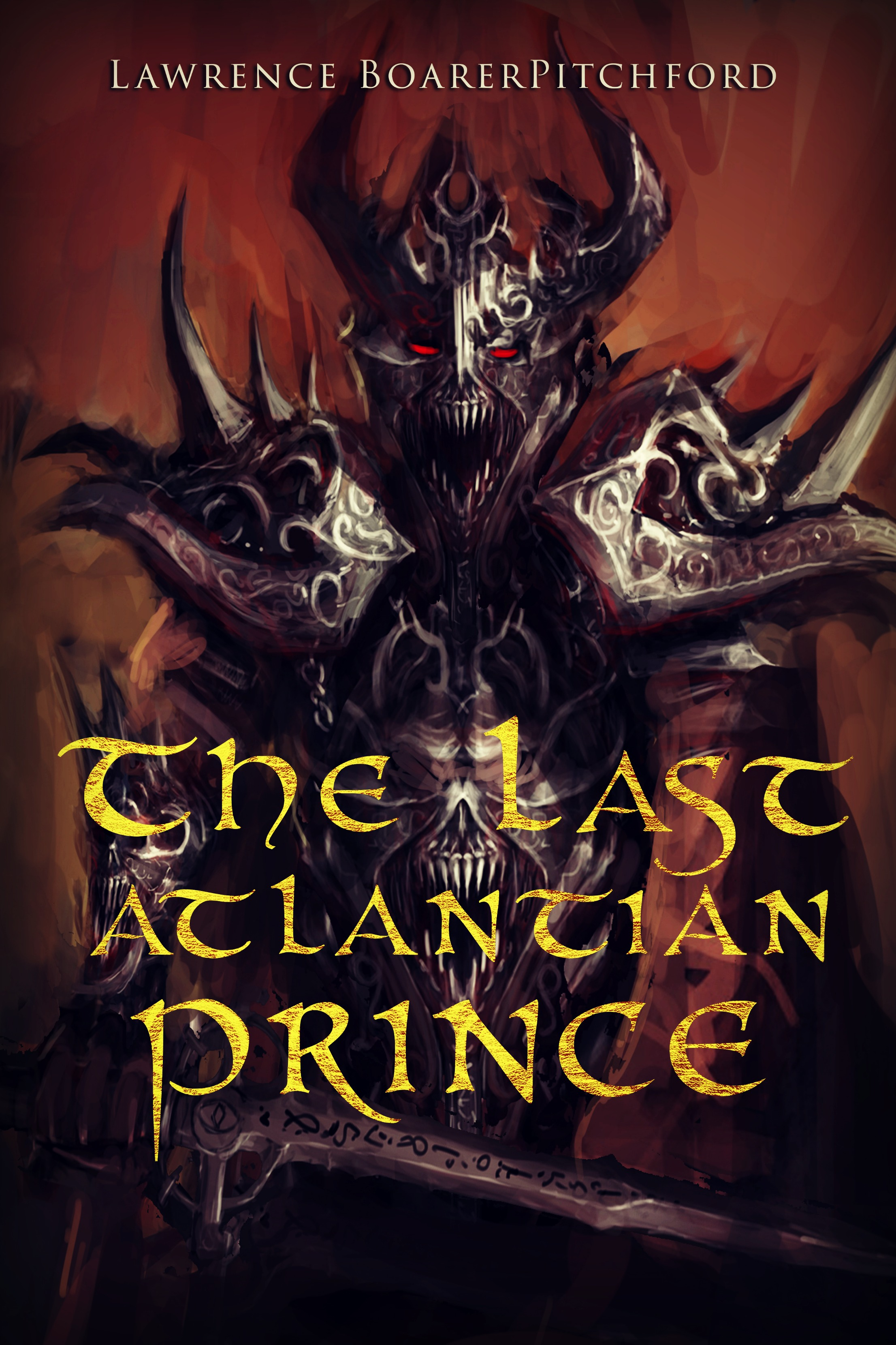 The Last Atlantian Prince, by Lawrence BoarerPitchford